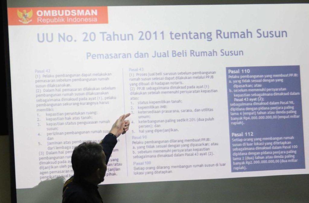 ombudsman meikarta