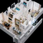 Rincian Tipe Meikarta Apartment Beserta Fasilitas Yang Ada.