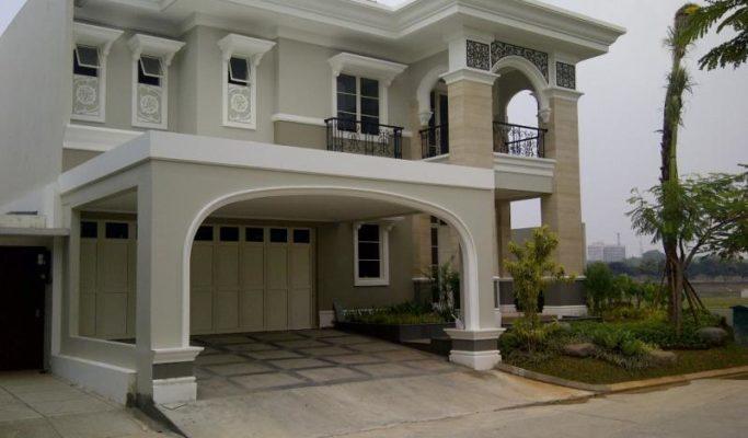 Emerald Mansion, Rumah Mewah Di Lippo Cikarang