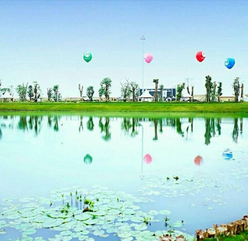 Danau Meikarta Tempat Wisata Baru Di Cikarang