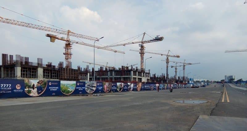 Progress Meikarta Pesat Direncanakan Selesai Desember 2018