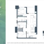 Apartemen Meikarta Tower B Unit A, Blok 52022, Luas 68.74
