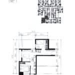 Apartemen Meikarta Tower B Unit I, Blok 51021, Luas 54.99
