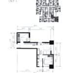 Apartemen Meikarta Tower B Unit L, Blok 38020, Luas 55.32