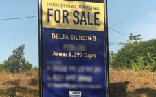 Lahan Industri Delta Silicon 3 Extension Lippo Cikarang