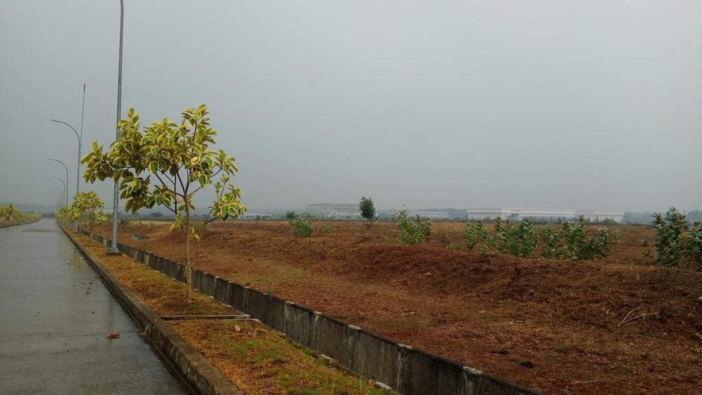 Tanah Industri Delta Silicon 8 Lippo Cikarang, Kavling K1-21