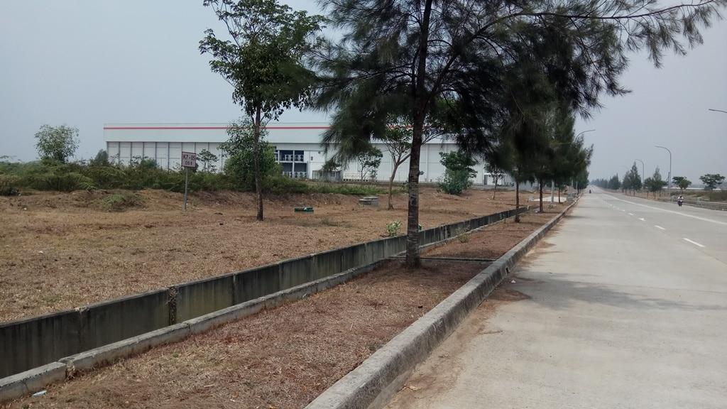 Tanah Industri Delta Silicon 8 Lippo Cikarang Dijual, KSO DS8