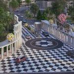 Monaco Townhouse Sport City Jababeka