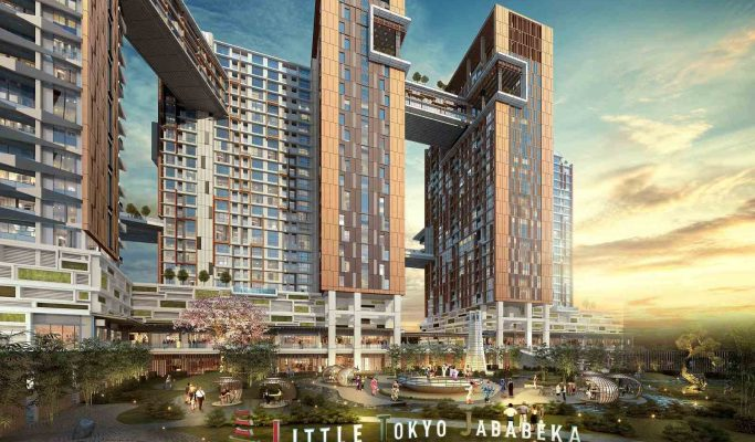 Apartemen Little Tokyo Jababeka Cikarang