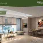 Apartemen Orange County Tower Newport Park