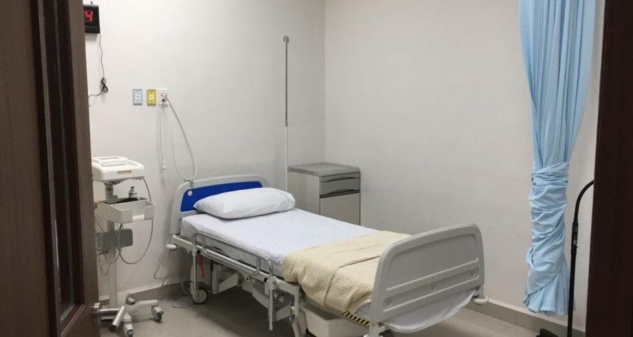 Kamar Rumah Sakit Siloam lippo cikarang
