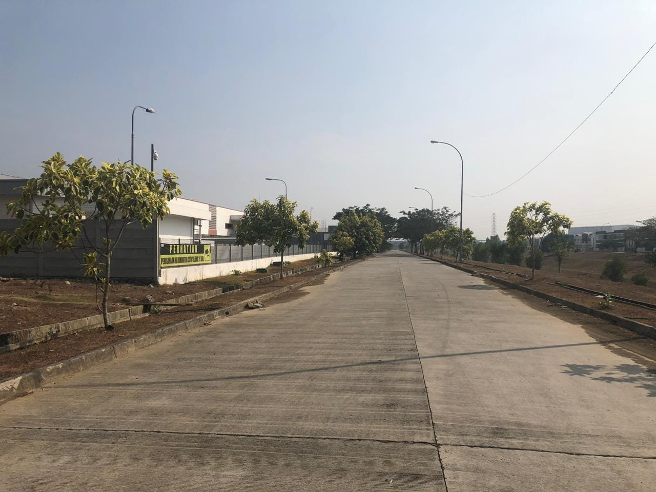 Lahan Industri Delta Silicon 3 Lippo Cikarang, Dekat Hankook