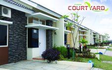 Cluster Courtyard Galuh Mas Karawang Barat