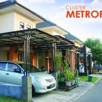 Cluster Metropolis Galuh Mas Karawang Barat
