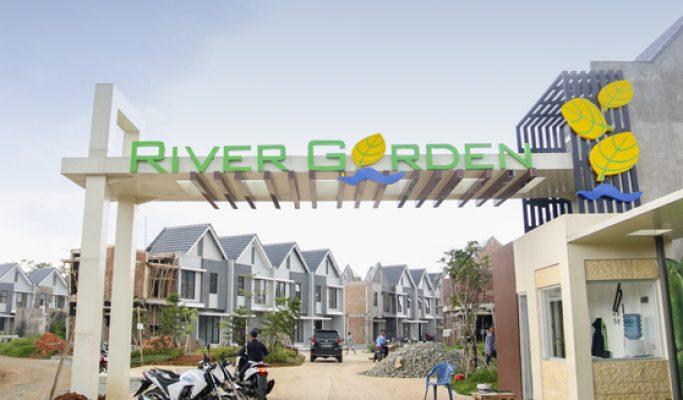 Cluster River Garden Galuh Mas Karawang Barat