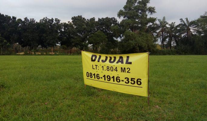 Tanah Dijual Di Golf Residence Jababeka