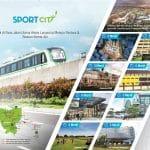 Ruko Monaco Sport City, Jababeka Residence