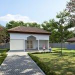 Rumah Graha Mirai Deltamas Cikarang, Bekasi