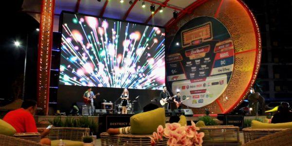 Live Musik Distrik 1 Meikarta cikarang