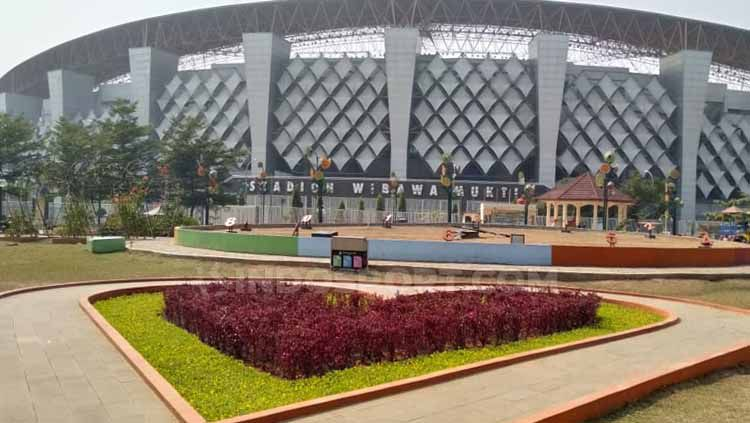 Taman Sehati Stadion Wibawa Mukti Cikarang Jababeka, Tempat Bermain