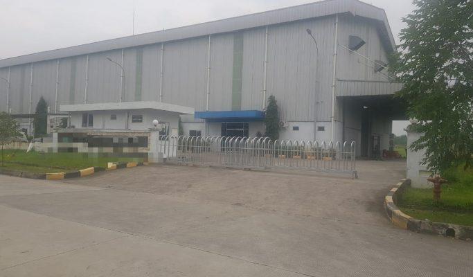 Pabrik Dijual Di Jababeka Cikarang