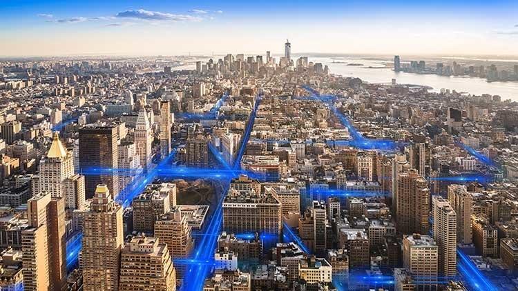 Cara Kerja Smart City