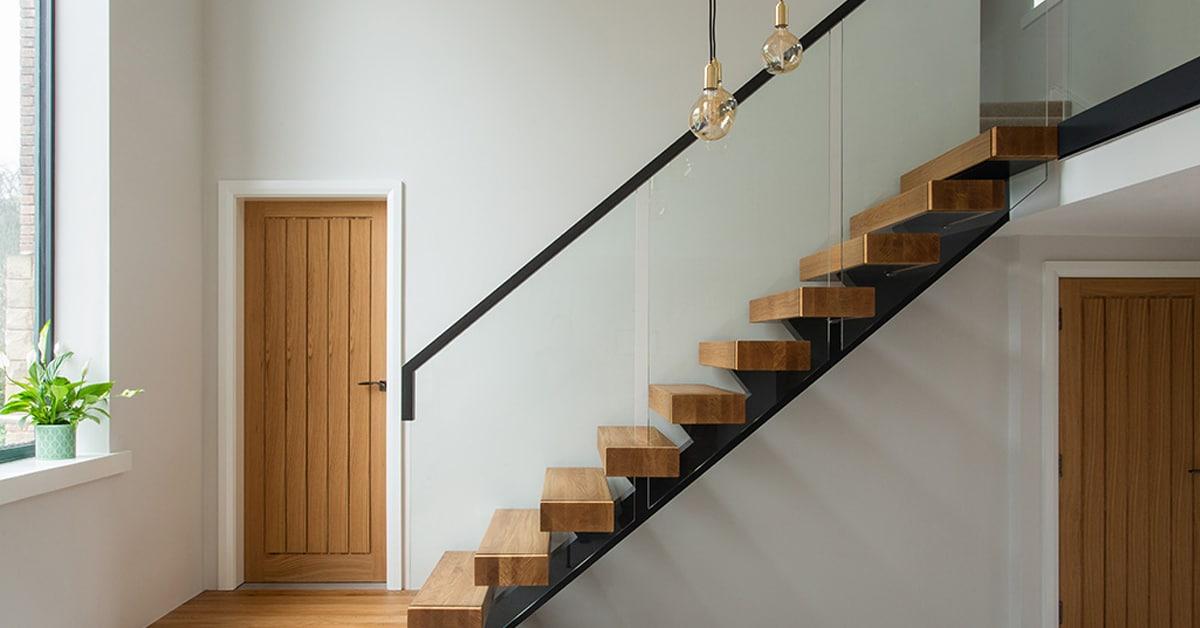 Inspirasi Desain Bordes Tangga Untuk Rumah Modern, Kreatif dan Multifungsi