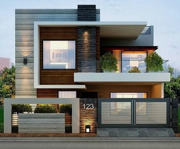 Fasad Rumah Minimalis Untuk Desain Rumah Berkarakter